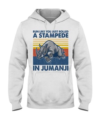 Running A Stampede In Jumanji