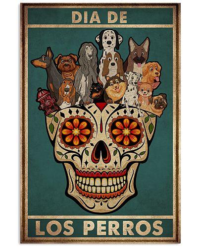 Dog Dia De Los Perros