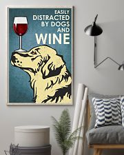 Dogs And Wine 16x24 Poster lifestyle-poster-1