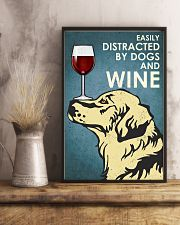 Dogs And Wine 16x24 Poster lifestyle-poster-3
