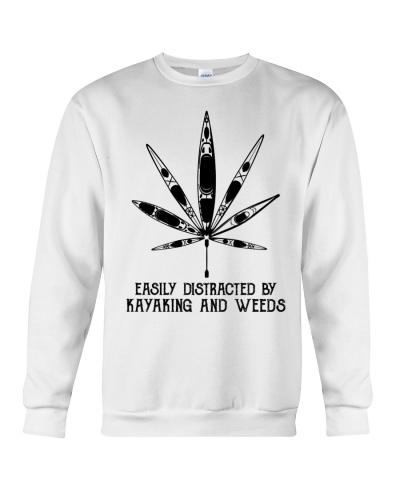 Kayaking And WEED