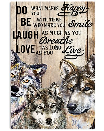 Wolf Laugh Love Live