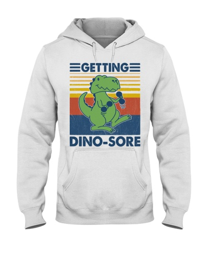 Fitness Getting Dino-Sore