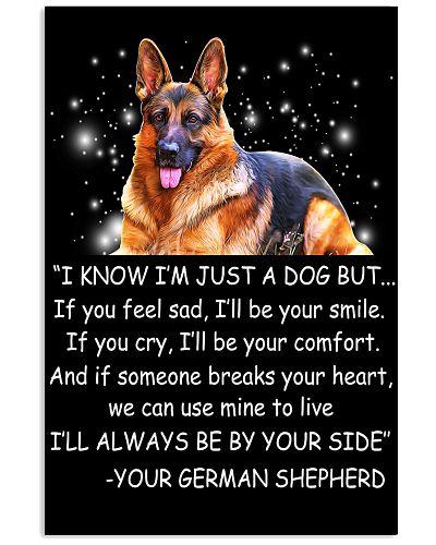Dog K9 I Know I'm Just A Dog