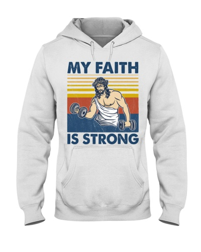 Fitness My Faith Is Strong