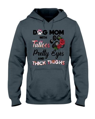 Dog Mom With Tattoos