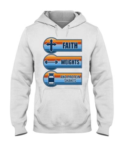Fitness Faith Weights