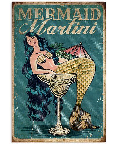 Wine Mermaid Martini