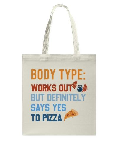 Fitness Body Type