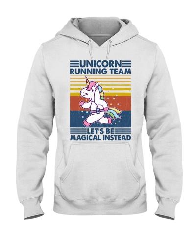 Running Unicorn Running Team