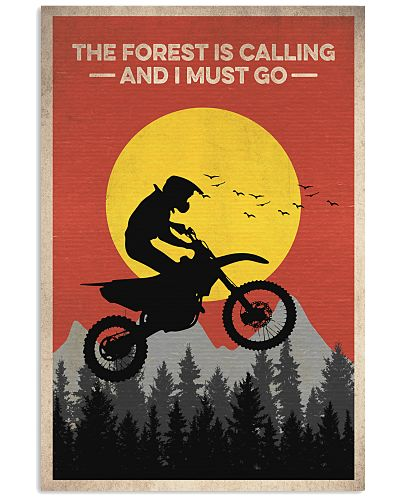 Motocross The Forest Is Calling