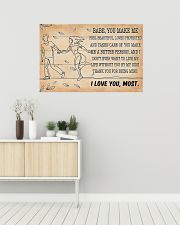Family I Love You Most 36x24 Poster poster-landscape-36x24-lifestyle-01