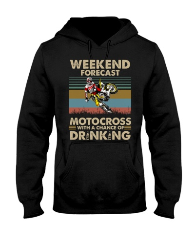 Motocross With A Chance Of Drinking