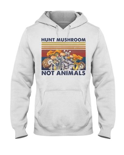 Hunt Mushroom Not Animals