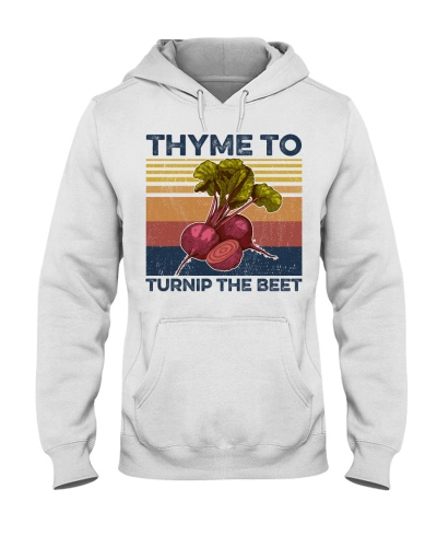 Garden Thyme To Turnip The beet