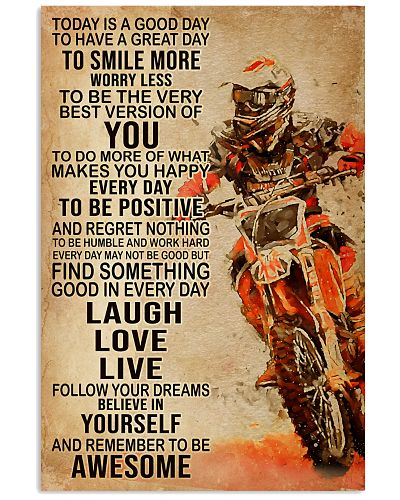 Motocross Laugh Love Live