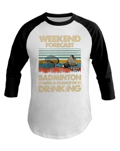 Badmimton Weekend Forecast