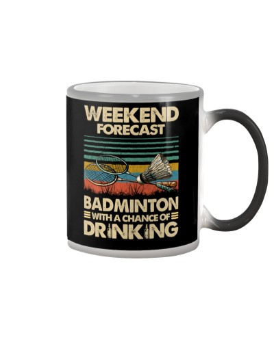 Badmimton Weekend Forecast