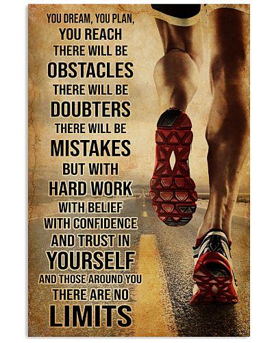 Running You Dream You Plan You Reach