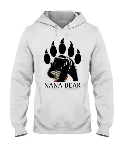 Autism Nana Bear