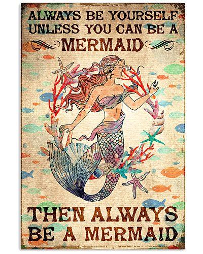 Mermaid Always Be Yourself
