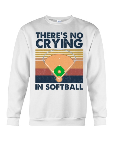Softball There's No Crying