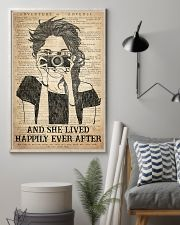 Camera happily Ever After 16x24 Poster lifestyle-poster-1