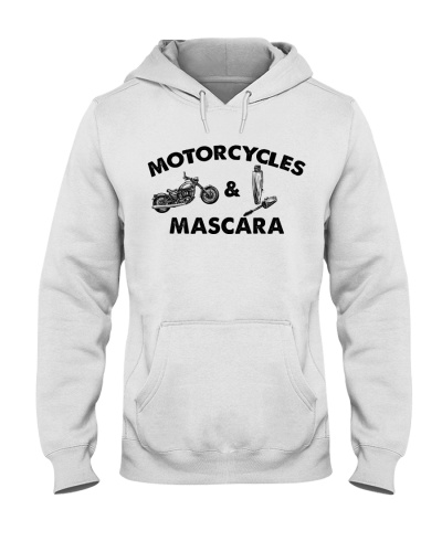 Motocross Motorcycles And Mascara