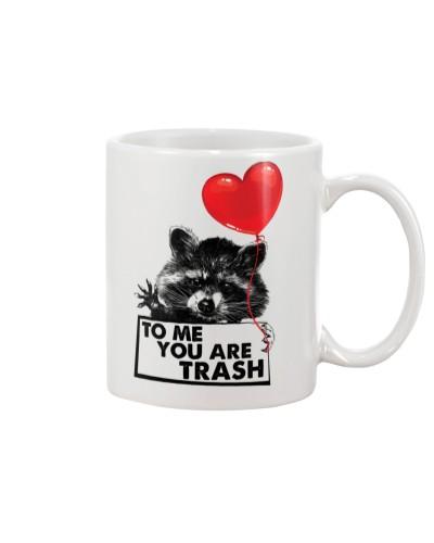 Animal To Me You Are Trash