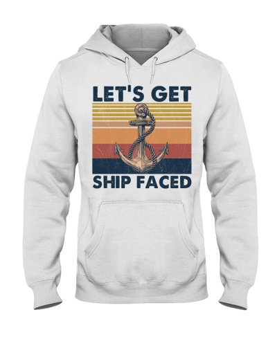 Ocean Let's Get Ship Faced