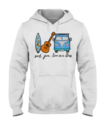 Surfing Surf Jam Live In A Bus