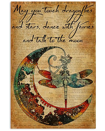 Dragonfly Talk To The Moon