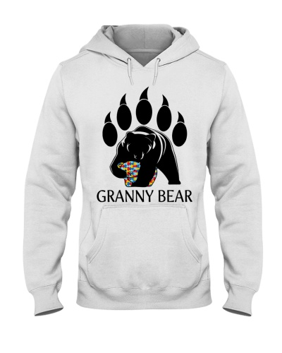 Autism Granny Bear