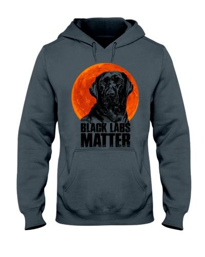 Dog Black Labs Matter
