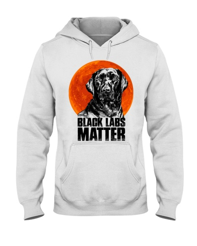 Dog Black Labs Matter