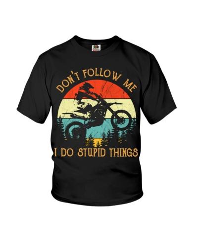 Motocross I Do Stupid Things