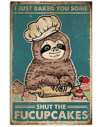 Sloth I Just Baked You Some