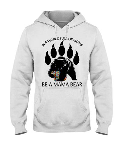 Autism Mama Bear