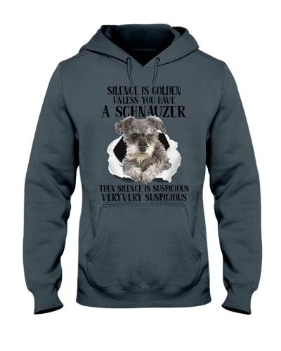 Dog You Have A Schnauzer