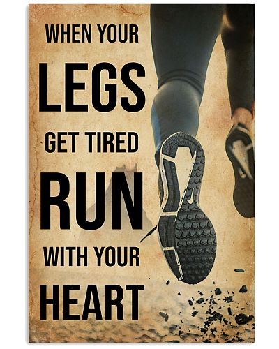 Running When Your Legs Get Tired