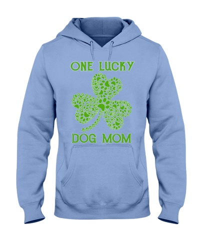 One Lucky Dog Mom