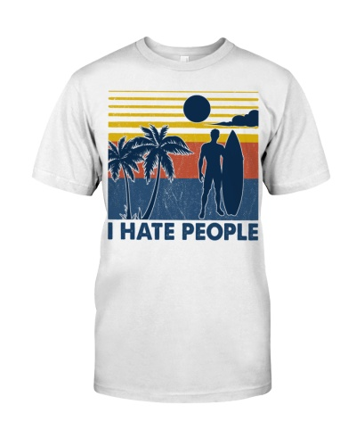 Surfing I Hate People
