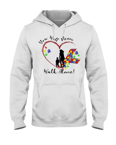 Autism You Will Never Walk Alone