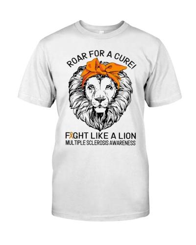Multiple Fight Like A Lion