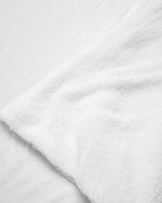 "Animal Eat Trash Hail Satan 60"" x 50"" Hooded Blanket aos-hooded-blanket-130x150-closeup-front-01"