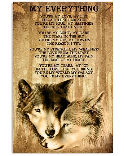 Wolves My Everything