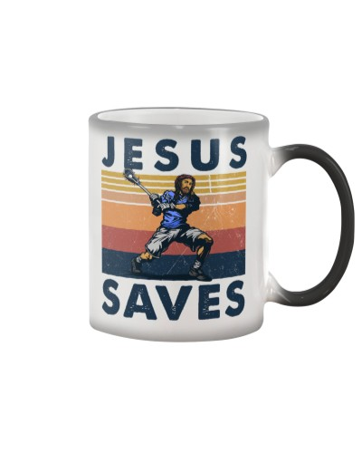 Lacrosse Jesus Saves