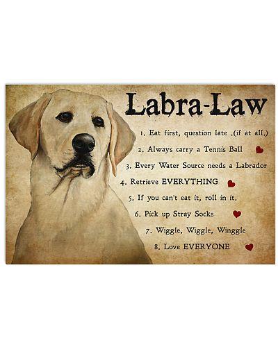 Dog Labrador Labra-Law
