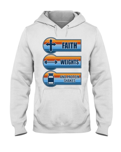 Fitness Faith Weights