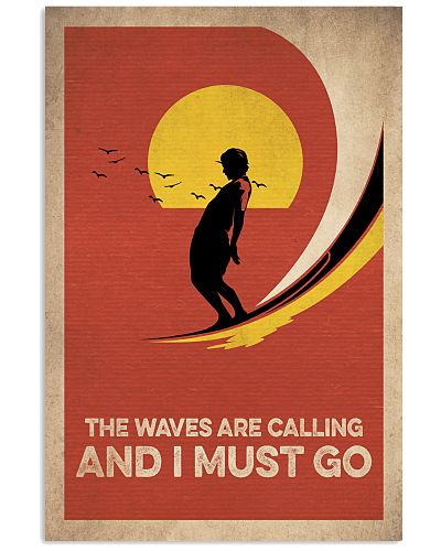 Surfing The Waves Is Calling